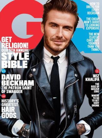 david beckham rolex watch - 2016 - gq magazine