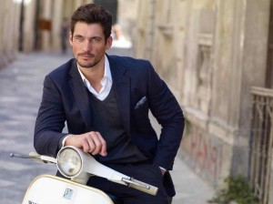 male model marks and spencer suit for men