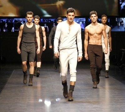 Dolce Gabbana Long Johns Underwear