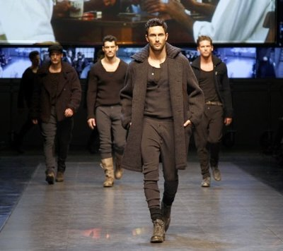Dolce Gabbana Long Johns Underwear for men