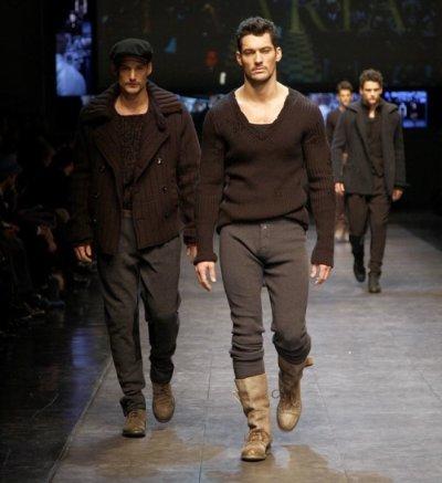 mens Dolce Gabbana Long Johns Underwear