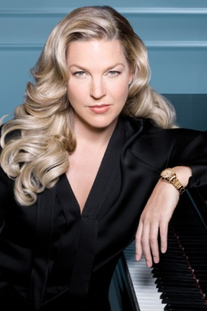 diana krall Celebrities Wearing Rolex Lady Datejust Watches