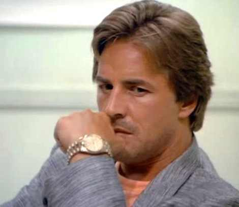 actors with rolex - don johnson rolex watch in miami vice