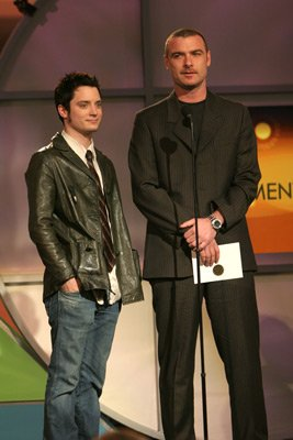 elijah wood leather fashion style