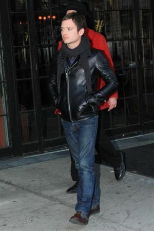 elijah wood leather jackets in real life