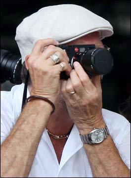 Eric Clapton Rolex watches