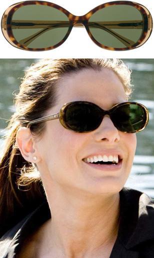 sandra bullock fashion style sunglasses