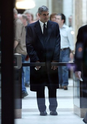 long coats for men george clooney