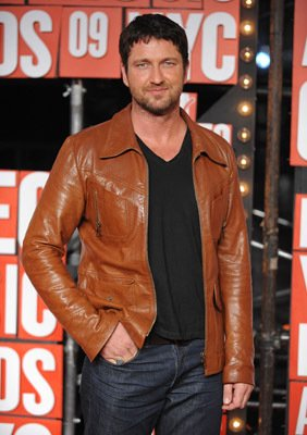 Gerard Butler Leather Jackets