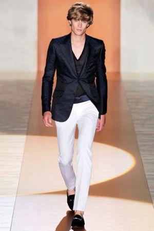 white pants for men designer gucci