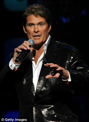 david hasselhoff leather jacket collection