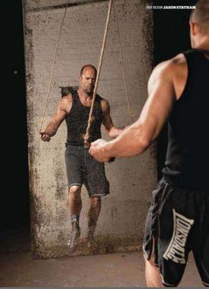 jason statham workout jump rope