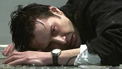 keanu reeves oris watch in constantine