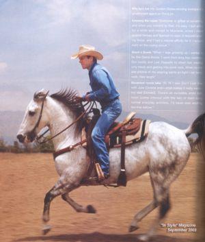 celebrity cowboy hats