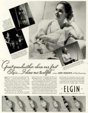 vintage ladies watches loro roberts