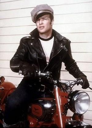 vintage leather jacket movies