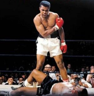 muhammad ali everlast boxing gloves
