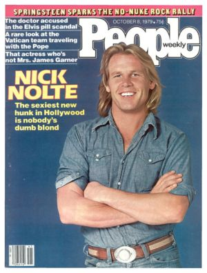 nick nolte hot young actor