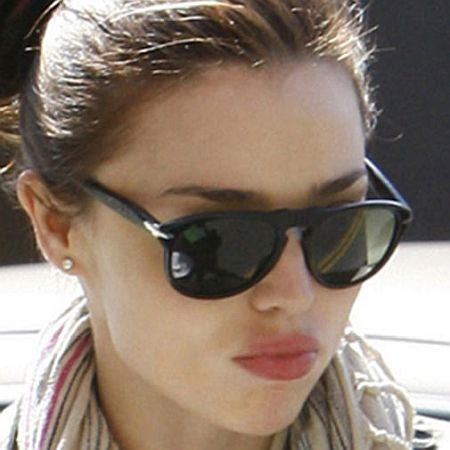 celebrities wearing persol sunglasses - miranda kerr