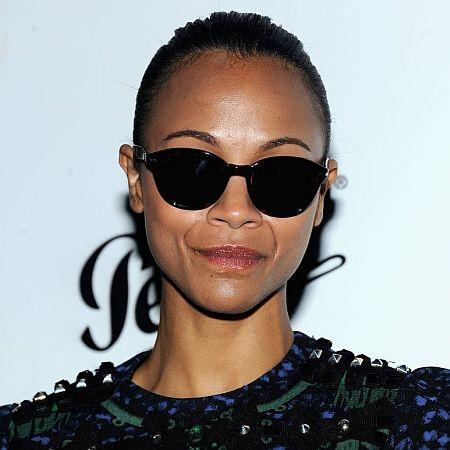 persol womens sunglasses - zoe saldana