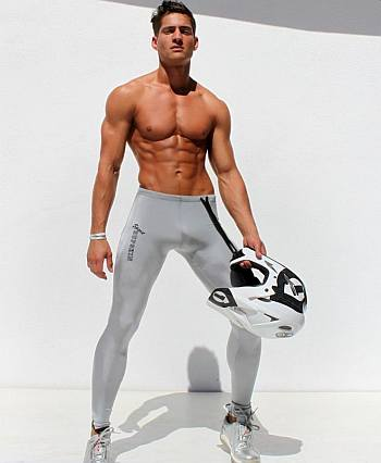 rufskin long johns underwear - logan swiecki taylor