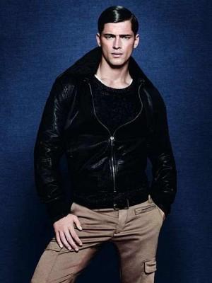 zara leather jackets for men sean opry