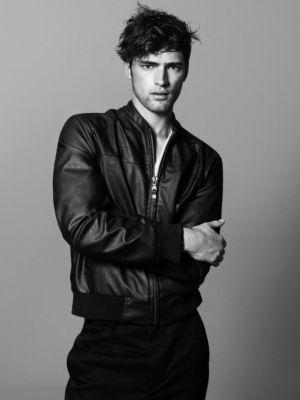 zara leather jackets for men sean