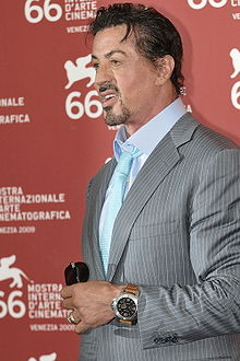 sylvester stallone watches - panerai limited edition