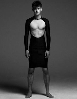 Men Who Wear Womens Dresses - Thomas Wyatt