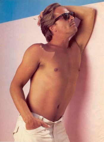 young don johnson shirtless body