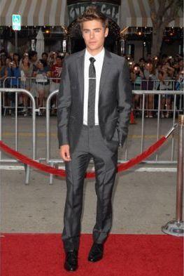 zac efron suit skinny
