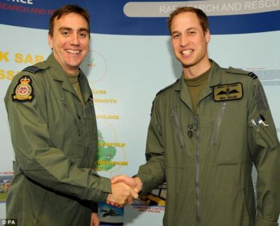 prince william pilot certification