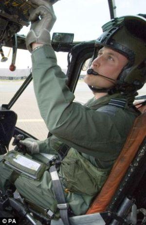 prince william pilot flight suit