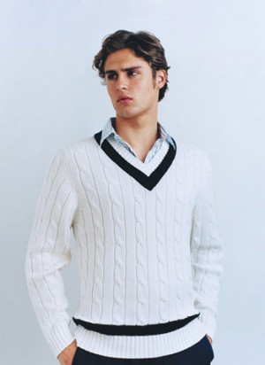 Best Sweaters for Men Brooks Brothers