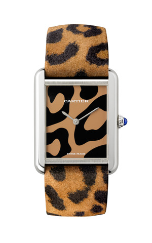 celebrity cartier watches cartier leopard