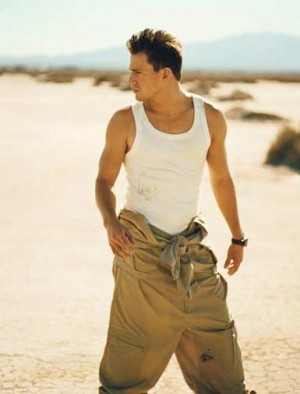 channing tatum fashion kaufmans coveralls