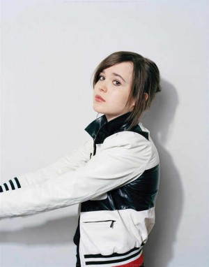 gucci resort leather jacket ellen page