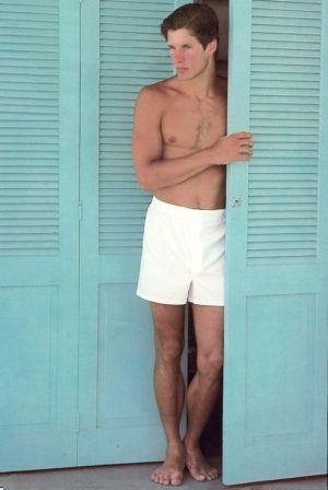 vintage mens shorts celanese jeff aquilon