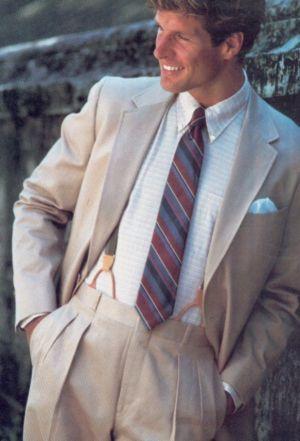 vintage mens suits 1980s
