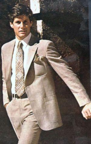 vintage mens suits jeff aquilon
