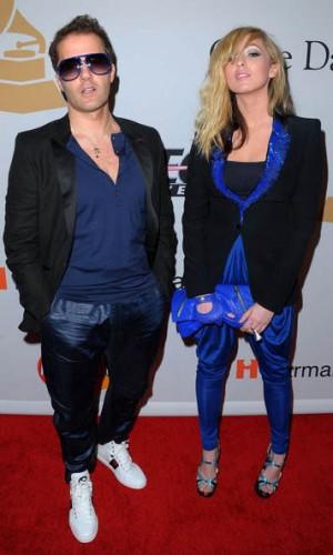 Calvin Klein Tuxedo Suit for Women Katie White