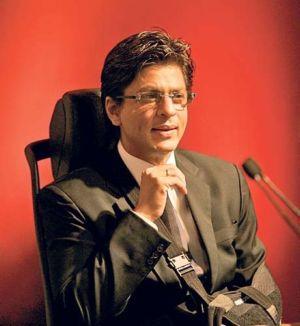 Shahrukh Khan Tag Heuer Eyewear