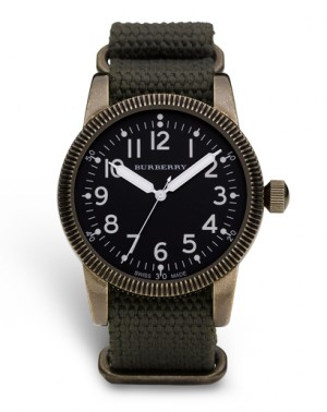 Best Military Watches Burberry