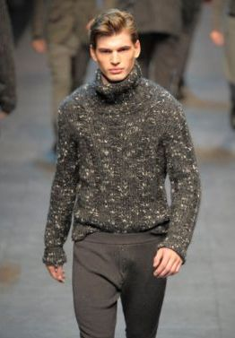 turtleneck sweaters for men - dolce gabbana