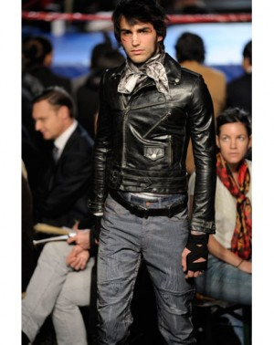 best biker leather jackets paul gaultier