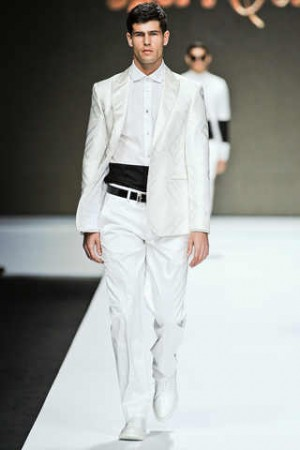 Dirk Bikkembergs Mens Suits collection
