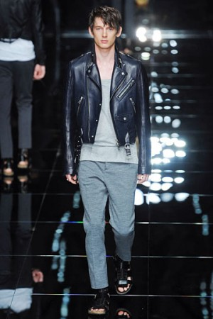 burberry leather jackets mens