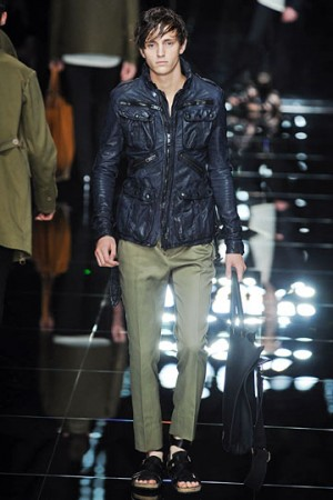 burberry leather jackets spring