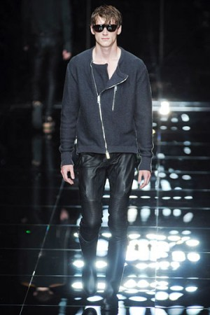 burberry leather pants for men by christopher bailey