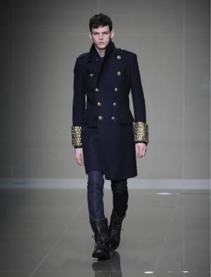 Burberry Prorsum Winter Coats